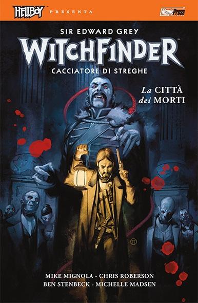 Witchfinder v.4 - La citta' dei morti