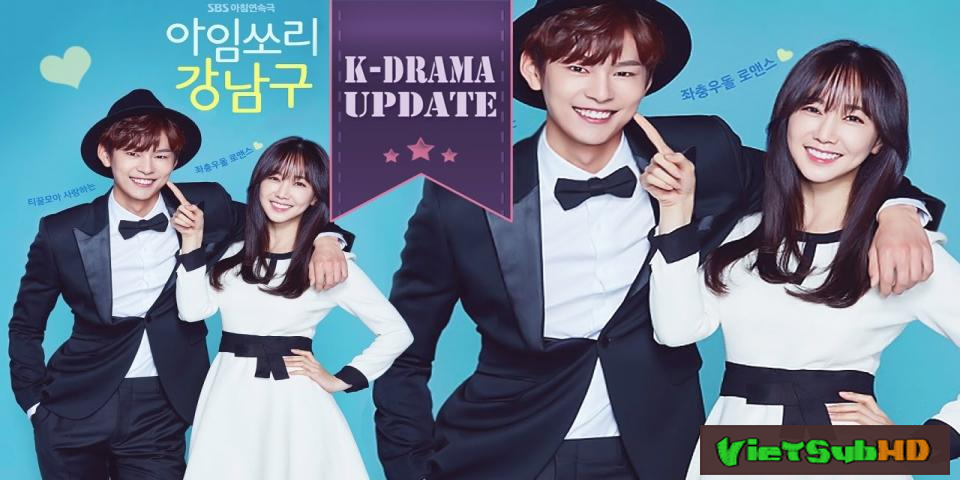 Phim Đừng Tin Em Mạnh Mẽ Tập 57 VietSub HD | I'm Sorry Kang Nam-goo 2016