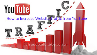 How to Increase Website Traffic from YouTube