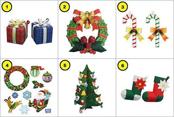 Papermau Christmas Time Christmas Papercraft Series By Canon