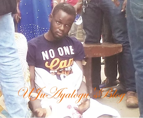 How I was Initiated, Paid N20,000 for Killing RCCG Pastor - Deadly Badoo Suspect Confesses
