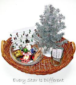 Christmas Tree Decorating Prepositions.