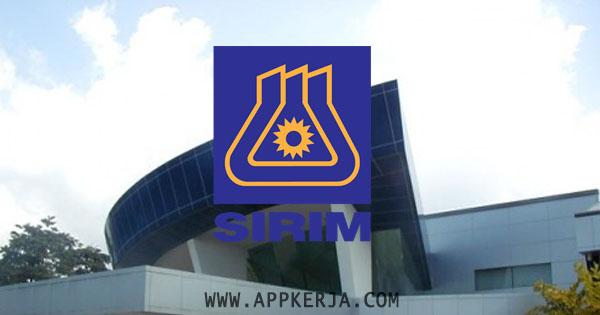Jawatan Kosong di SIRIM QAS International Sdn Bhd. - 30 April 2018