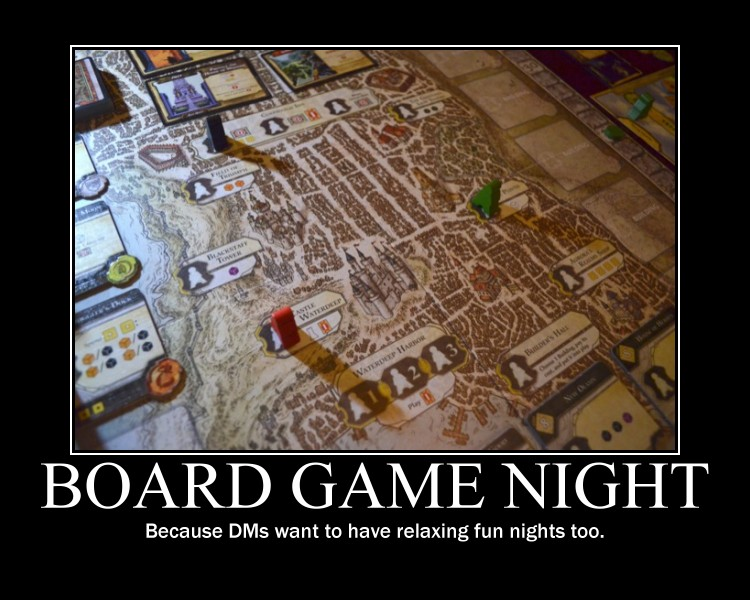 board game night near me