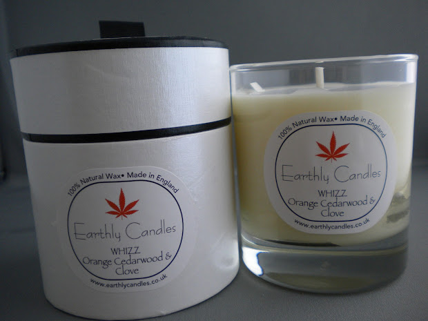 Massage Candles And - Earthly Luxury