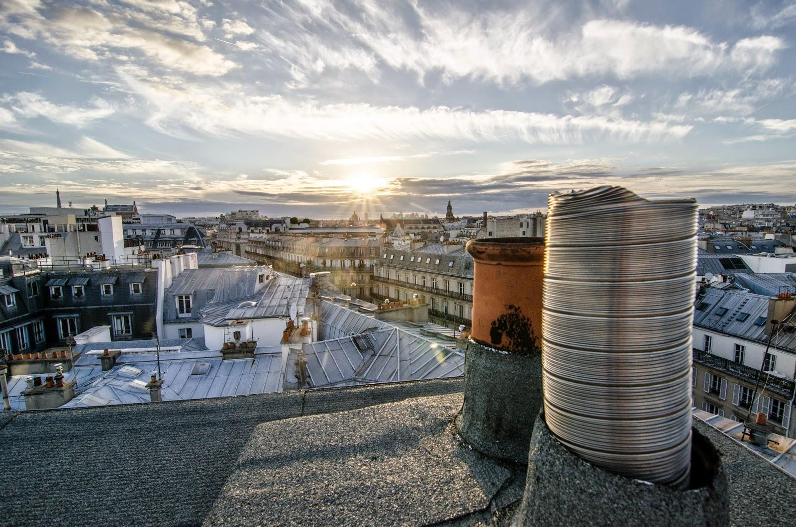 parisdailyphoto paris rooftops. Black Bedroom Furniture Sets. Home Design Ideas