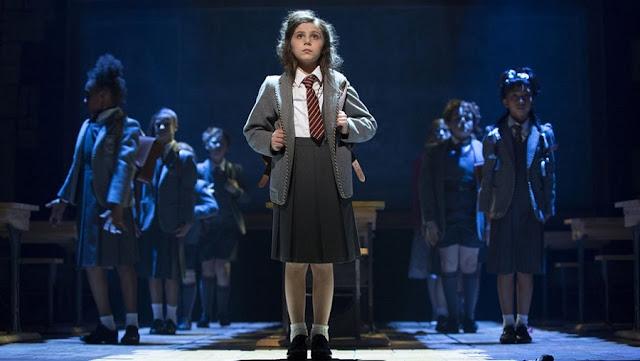 Matilda em Nova York