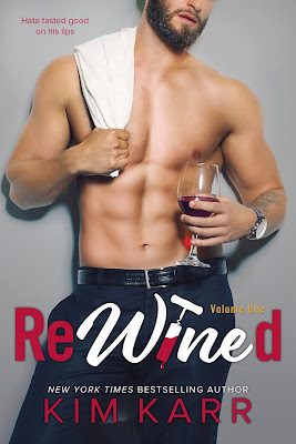 Book Cover for ReWined