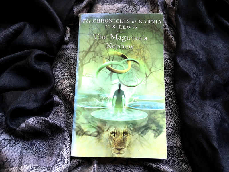 The Magician's Nephew Paperback | Lydia Sanders #TwistyMustacheReviews