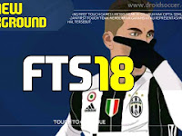 FTS 18 Mod By SYHPatch Apk + Data Obb For Android Full Terbaru