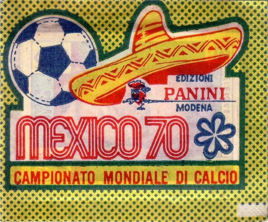 Zb9 81 2 mexico 70 panini 270 stickers cards