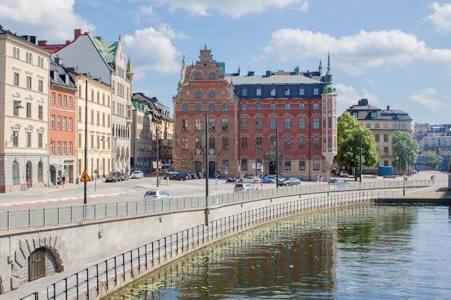 Gamla Stan, o centro histórico medieval de Estocolmo