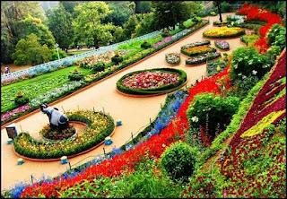 famous Government Botanical Garden