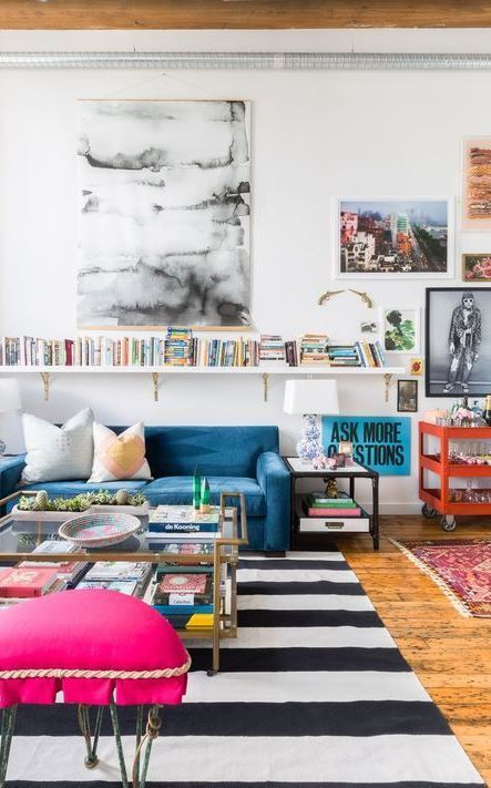 This Nashville Loft Is a Lesson in Eclecticism
