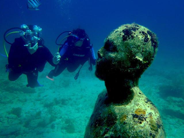 Dicas de Cancun - MUSA - Museo Subacuático de Arte