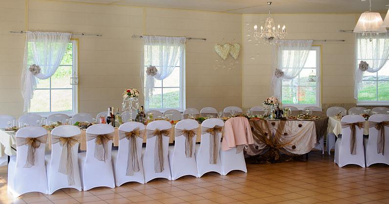 Vestuvės Viloje Santa Barbara