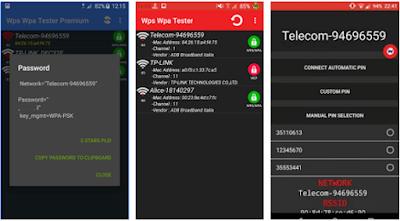 Cara Bobol Wifi dengan Wps Wpa Tester Premium v3.2.5.1 Apk
