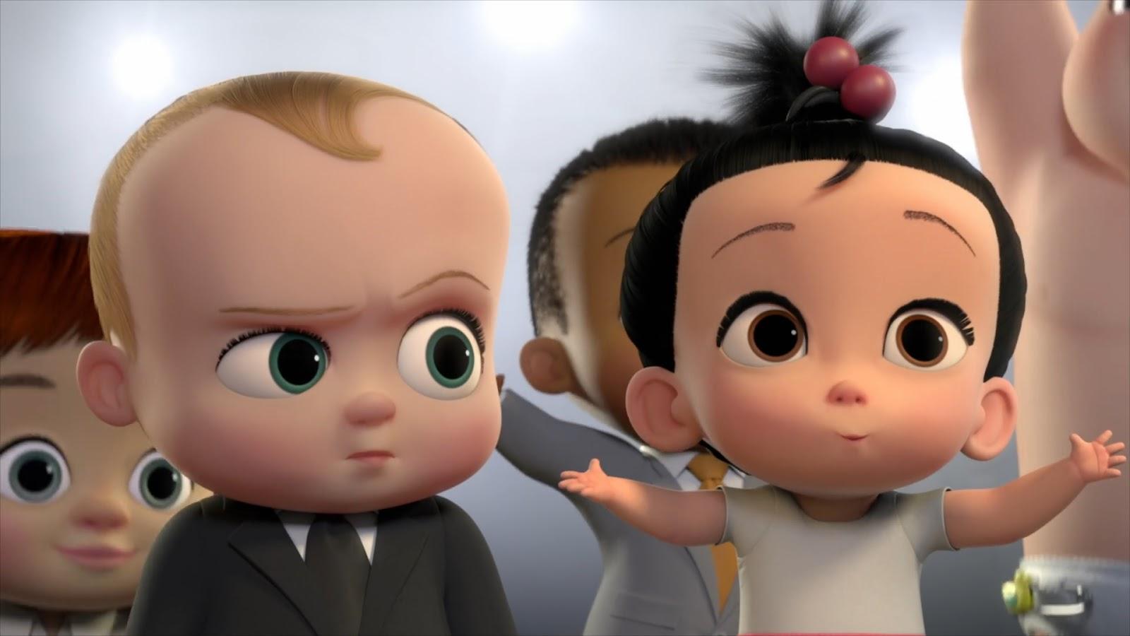 The Boss Baby La Serie T2 Completo Dual WEB-DL x264 720 Zipp