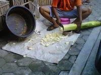 Cara Fermentasi Gedebok Pisang Untuk Pakan Bebek