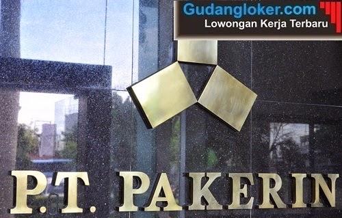 Lowongan Kerja Pabrik Kertas Indonesia (PT.Pakerin)