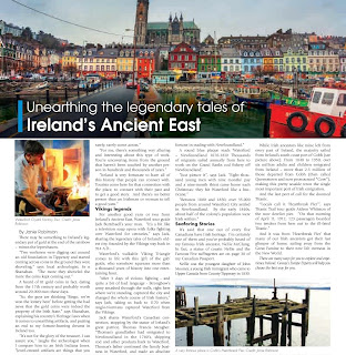 Ireland's Ancient East. Photograph by Janie Robinson, Travel Writer