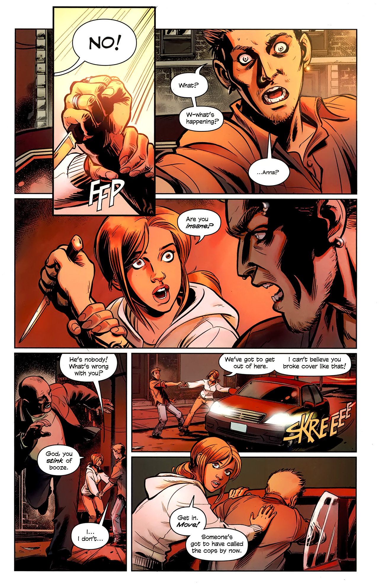 Read online Assassin's Creed: The Fall comic -  Issue #1 - 23