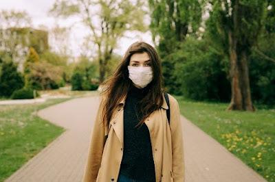 pemakaian masker diprediksi akan bertahun-tahun