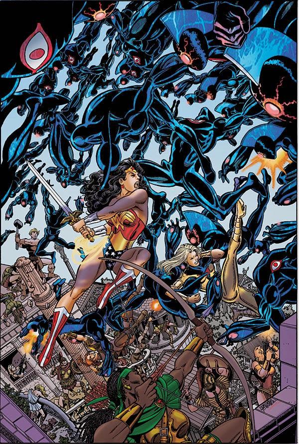 Infinite Crisis: Jim Lee vs. George Perez