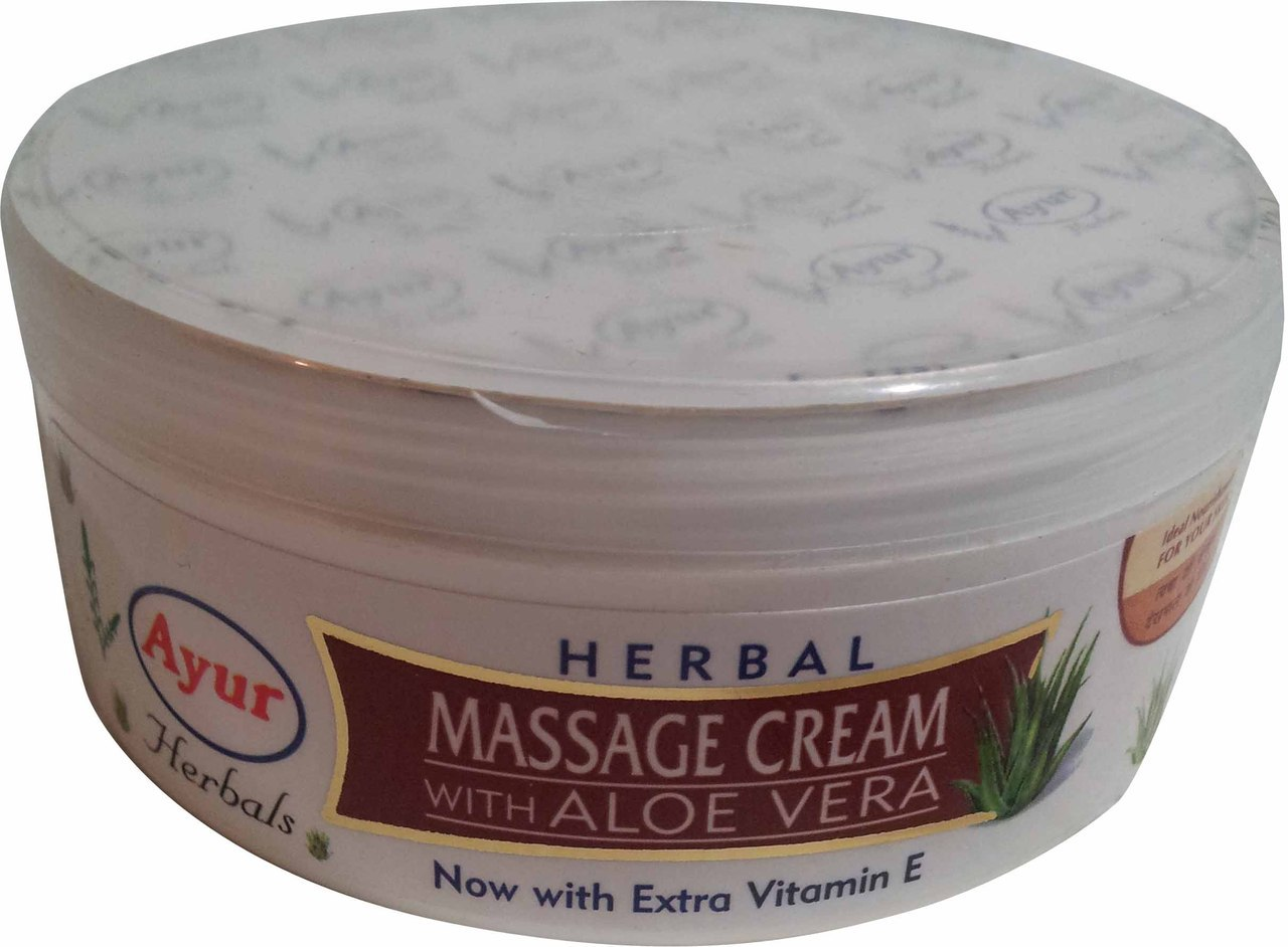 Cream Massage - Glowing Skin