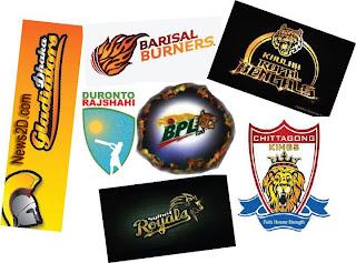 BPL Cricketer price List | BPL:T20 Player Auction List | Bangladesh Premier League 2012 squads