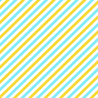 Papel azul y amarillo para imprimir con rayas inclinadas