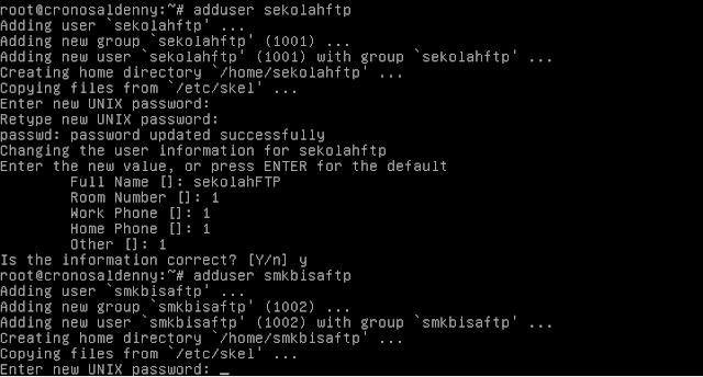ukk,tkj,2017,paket 1,pembahasan ftp pada server,proftpd,ftp server