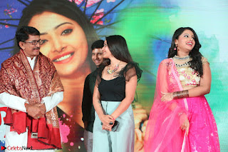 Geethanjali and Swetha Basu at Mixture Potlam Movie Audio Launch Feb 2017 006.JPG