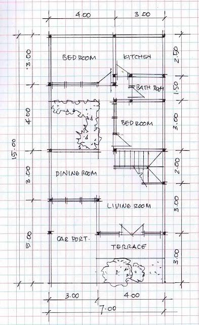 1st floor plan of home image 01
