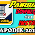 Panduan Download dan Instal Dapodik versi 2018.b Plus Video Panduan