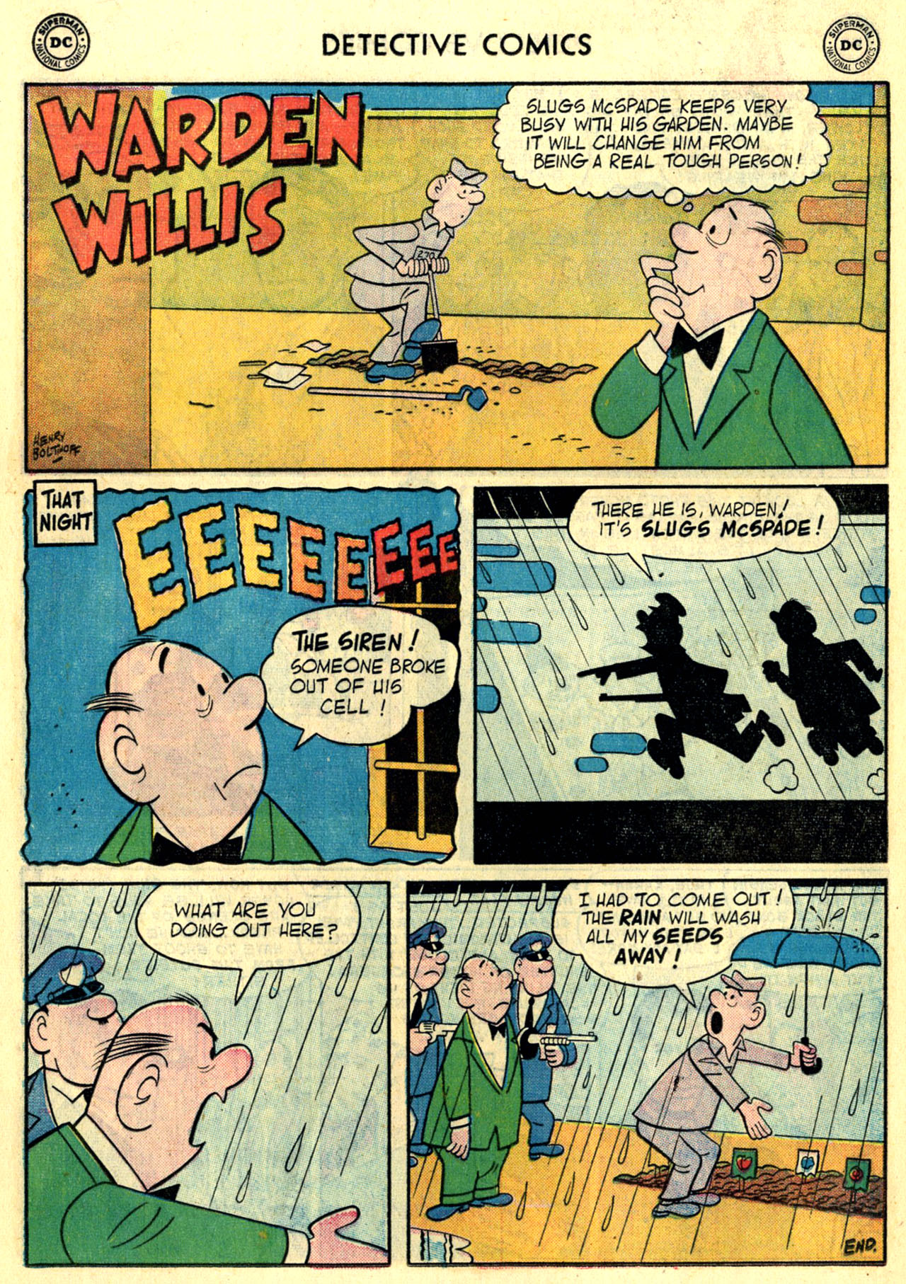 Read online Detective Comics (1937) comic -  Issue #246 - 24