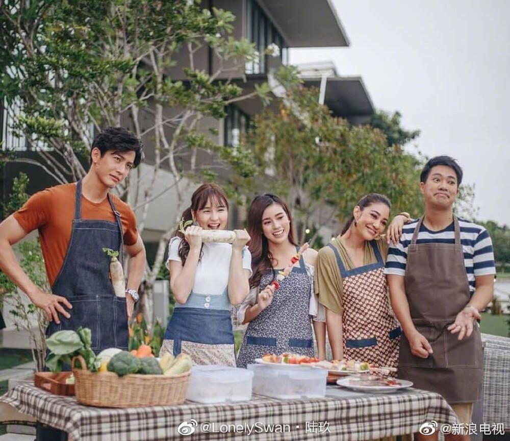Hình ảnh Sam Sam Đến Rồi (Bản Thái)