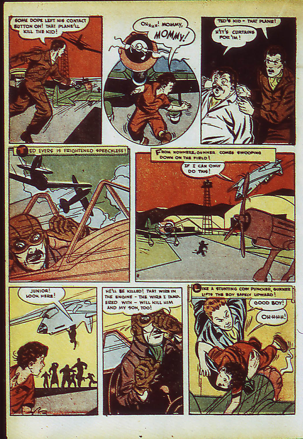 Read online Action Comics (1938) comic -  Issue #41 - 35