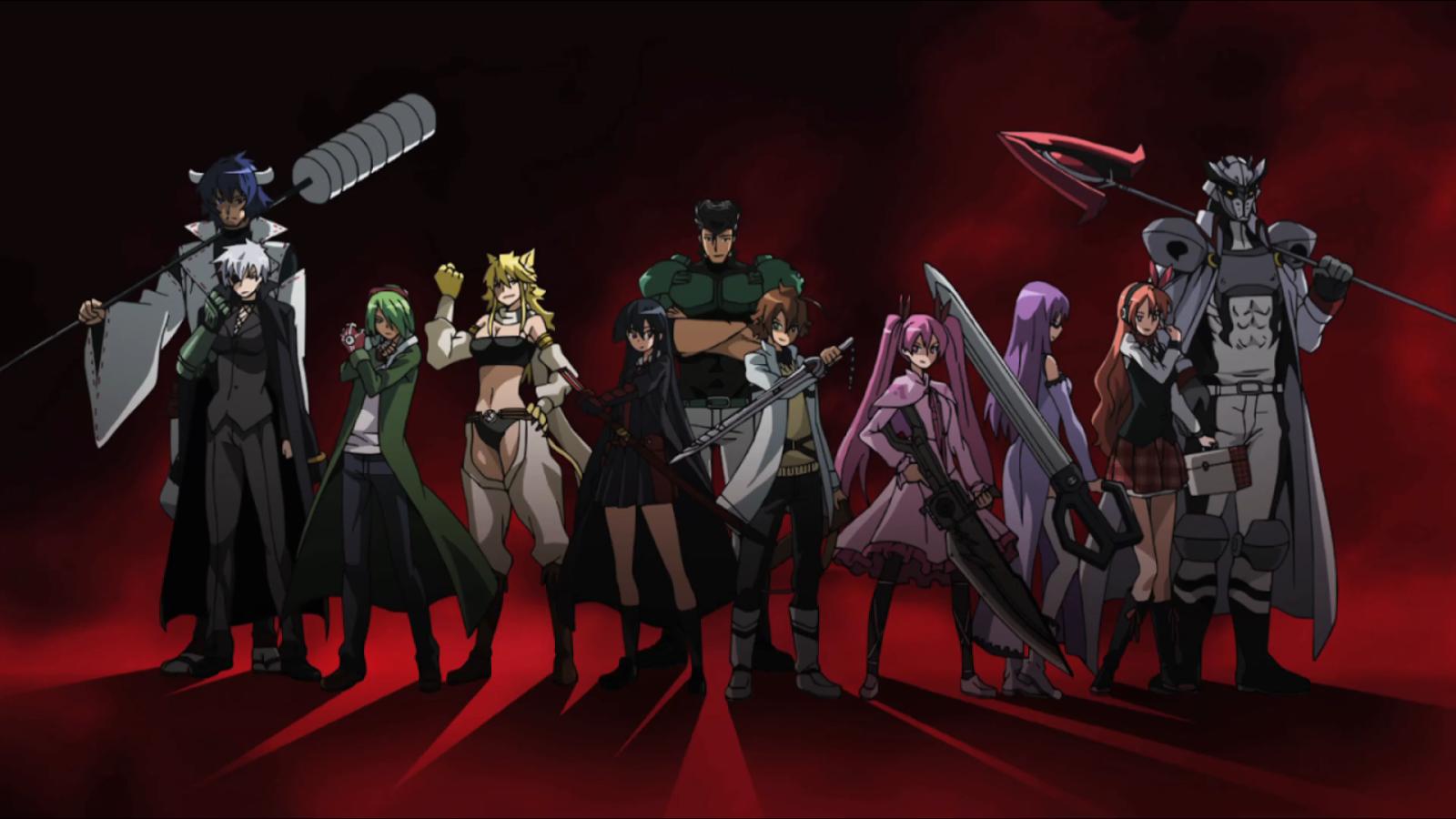 21 Kelompok Dalam Anime Paling Keren Misterius Sadis Dan Kuat Yang