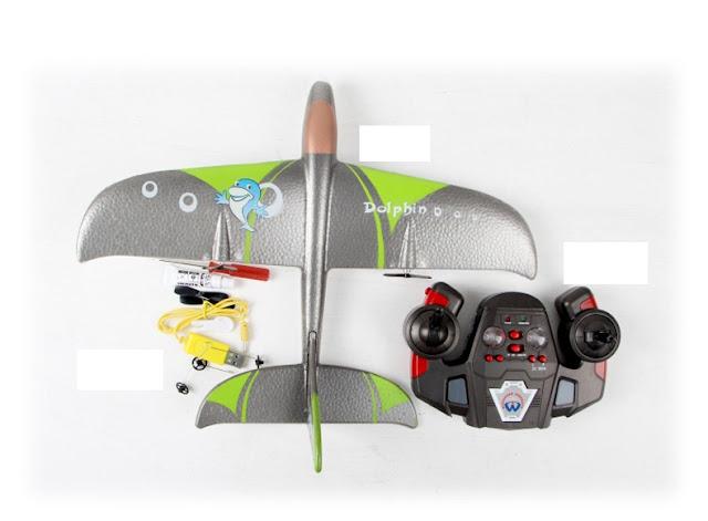 Trọn bộ máy bay SCN001