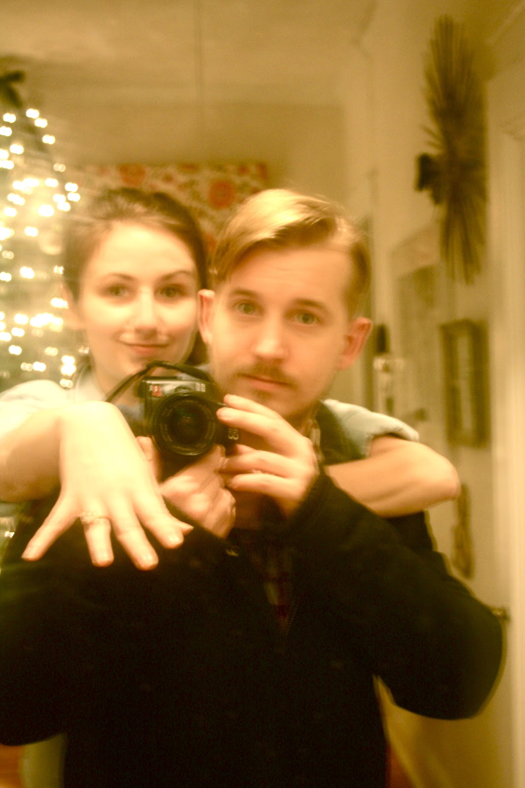 lauren and kevin engaged
