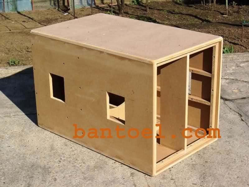 Skema Box Speaker Planar Terbaru