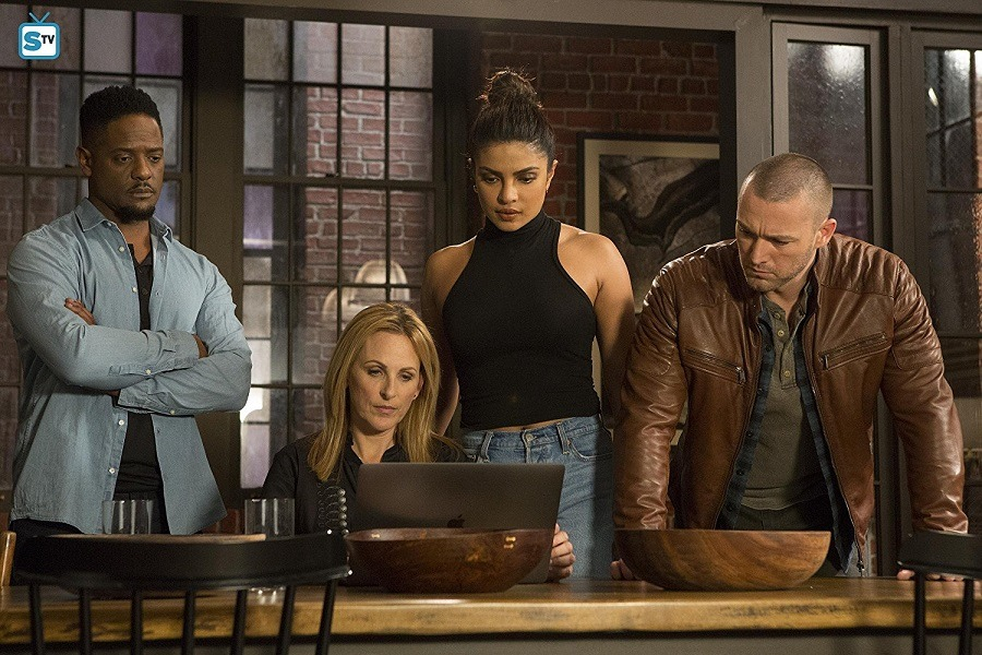 Série Quantico - 3ª Temporada Legendada  Torrent