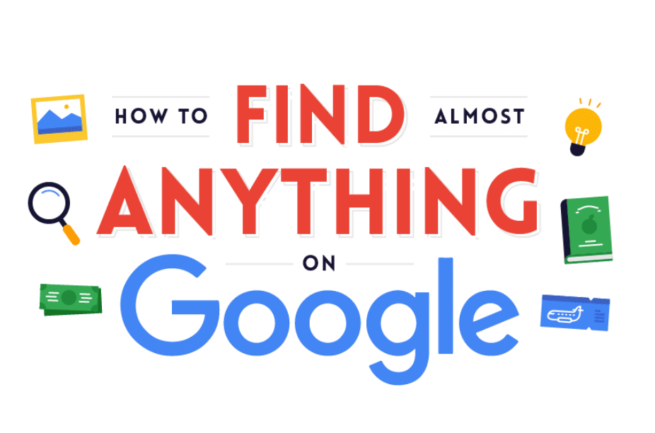 Lesser Known Tips To Google Search Like A Pro and Look For Information That's Hard To Find