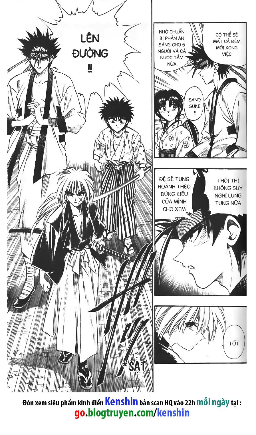 Rurouni Kenshin chap 20 trang 19