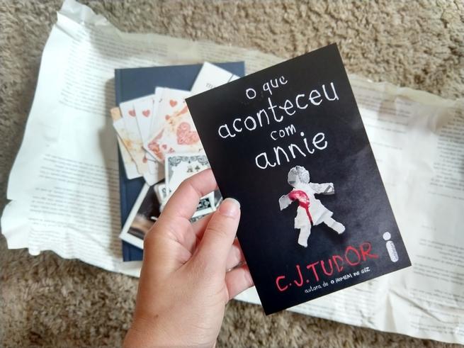 O Que Aconteceu Com Annie | C. J. Tudor
