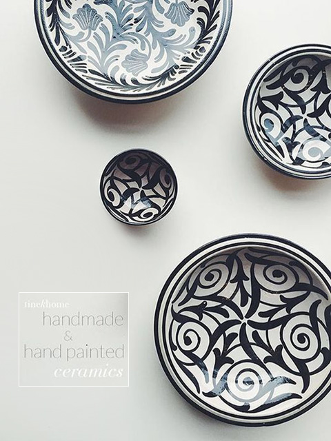 ceramica, Marocco, Tine K Home,
