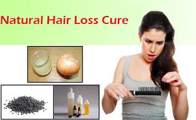 Natural Hair Loss Cure