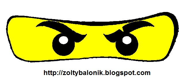 image regarding Printable Eye named Absolutely free Printable Ninja Eyes. - Oh My Fiesta! for Geeks