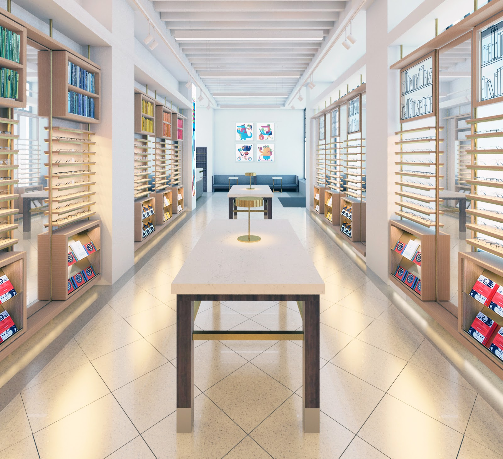 Warby Parker Capitol Hill Seattle Store Grand Opening